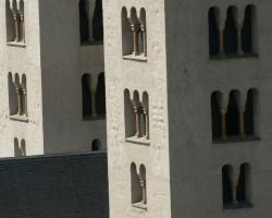 Věže baziliky