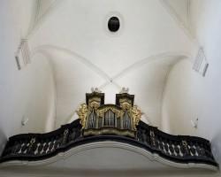 Varhany v bazilice